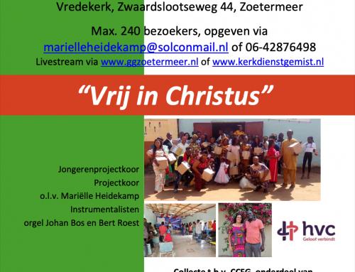 Reformatieherdenking Zoetermeer